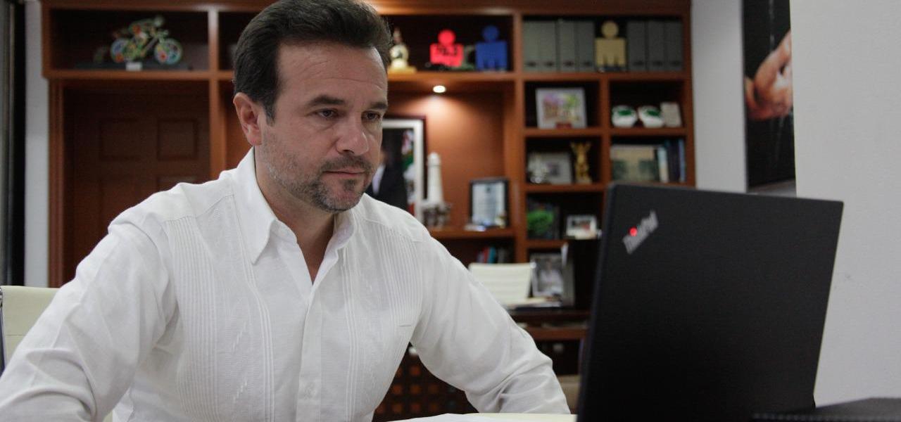 Fortalece Pedro Joaquín Plan Estratégico de Reactivación Económica y Turística de Cozumel