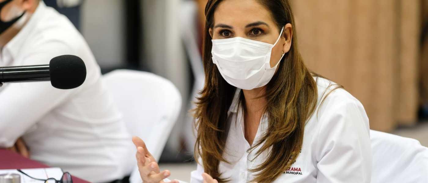 PIDE MARA LEZAMA RESPETAR RESTRICCIONES DEL SEMÁFORO EPIDEMIOLÓGICO