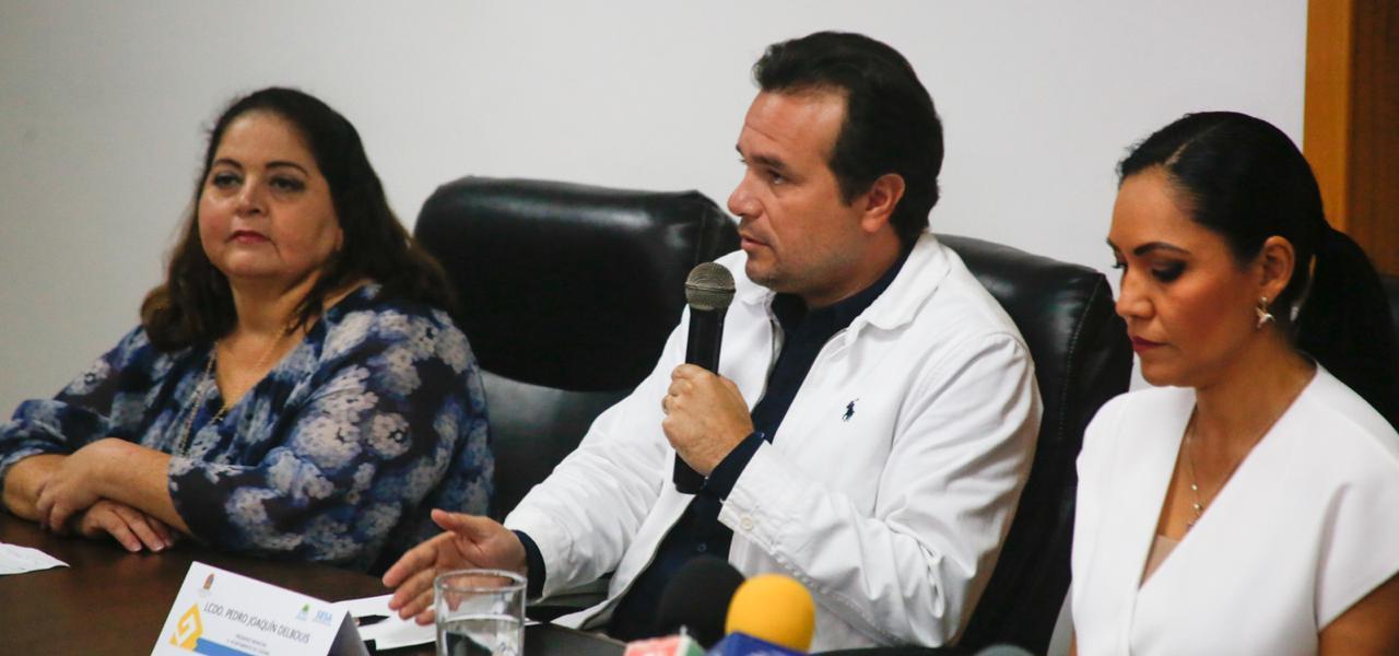 Coronavirus nunca fue riesgo para Cozumel, que sigue libre de esa enfermedad: Pedro Joaquín