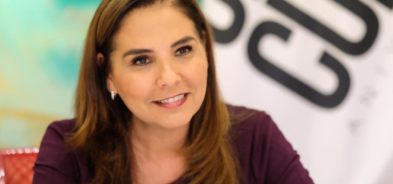 SOMOS UN PUEBLO DE RETOS Y BENITO JUÁREZ SE VA A PONER DE PIE: MARA LEZAMA