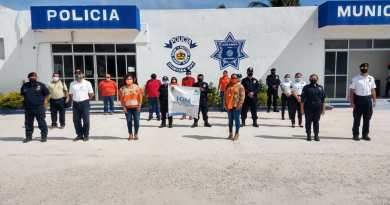 """PROMUEVE MUNICIPIO DE ISLA MUJERES LA """"PREVENCIÓN DE LA VIOLENCIA DE GÉNERO"""""""