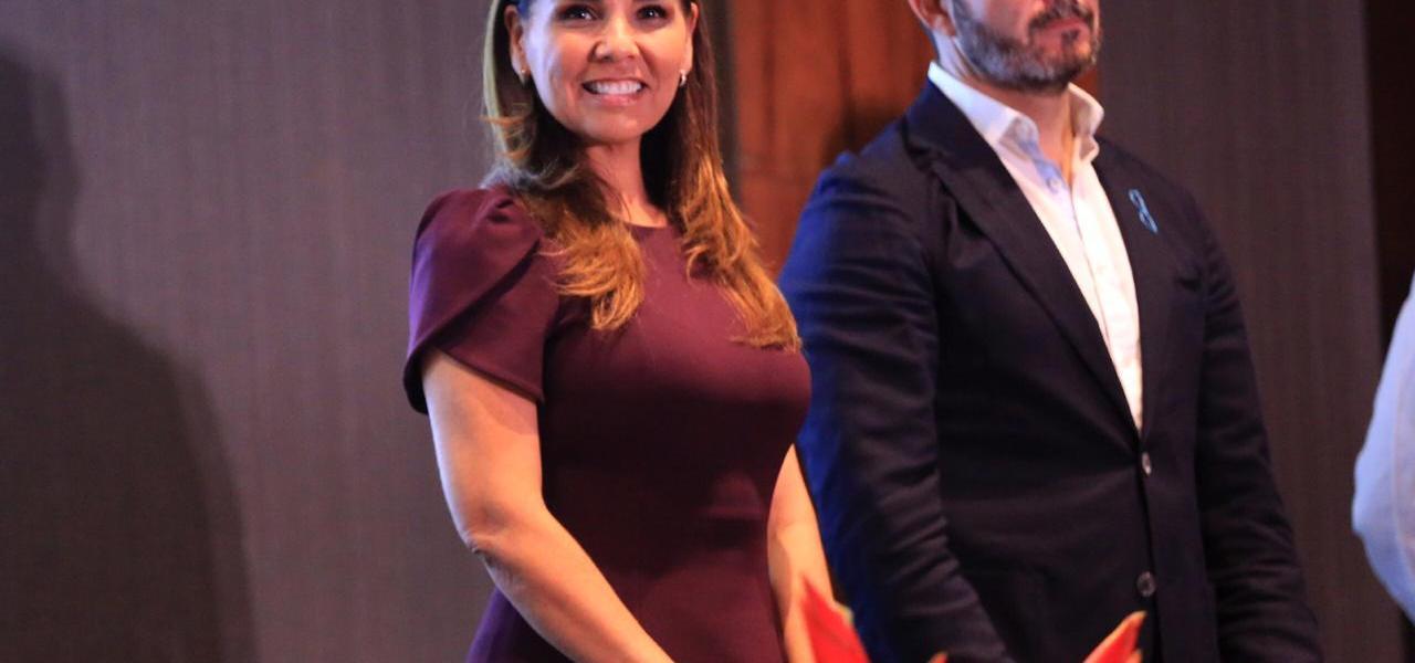 """La Presidente Municipal de Benito Juárez Mara Lezama asistió a la Tercera Conferencia Anáhuac """"Perspectivas Turísticas para Quintana Roo 2020."""