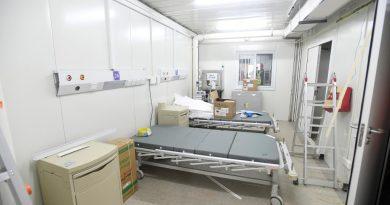 Así construyó China hospital para coronavirus en sólo 10 días