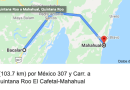 Aseguran otra narcoavioneta en Q. Roo, ahora en Mahahual