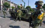 Decreta presidencia que Fuerzas Armadas complementen a labor de seguridad de GN