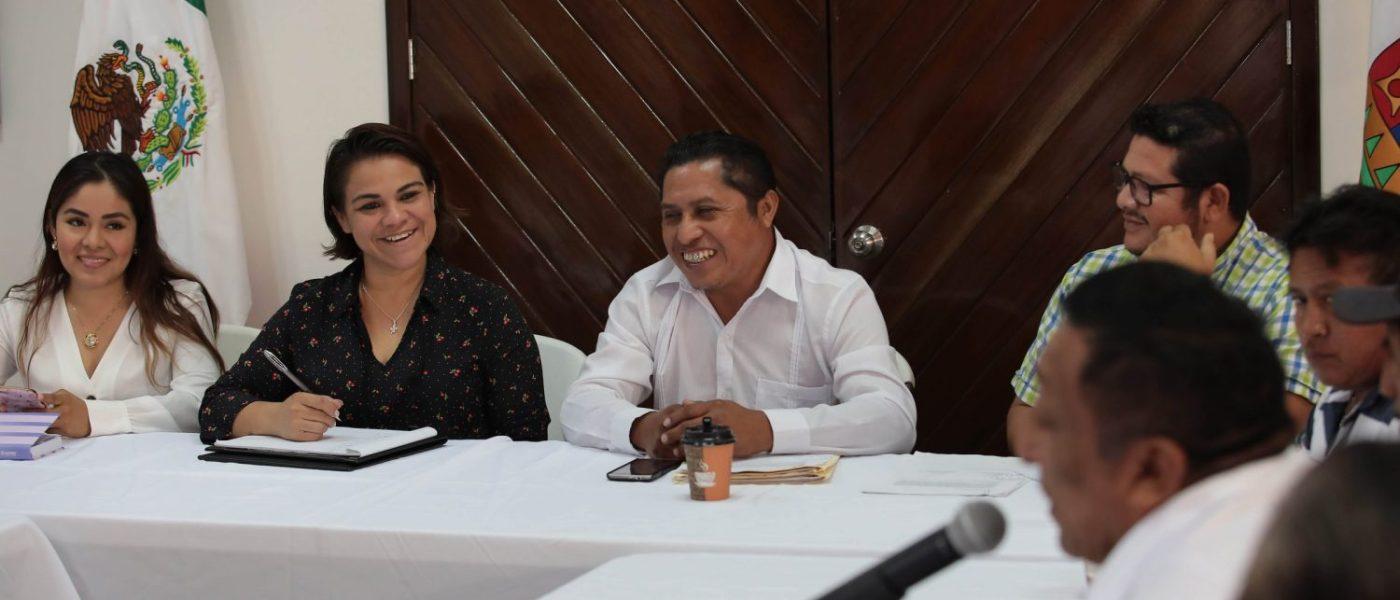 Trabajarán legisladores por el bienestar del pueblo maya de Quintana Roo