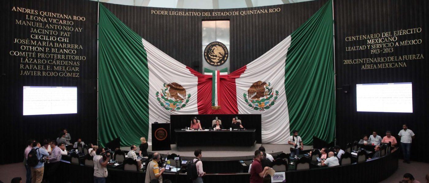 """Declara Congreso 21 de septiembre como """"Día Estatal de la Paz"""""""