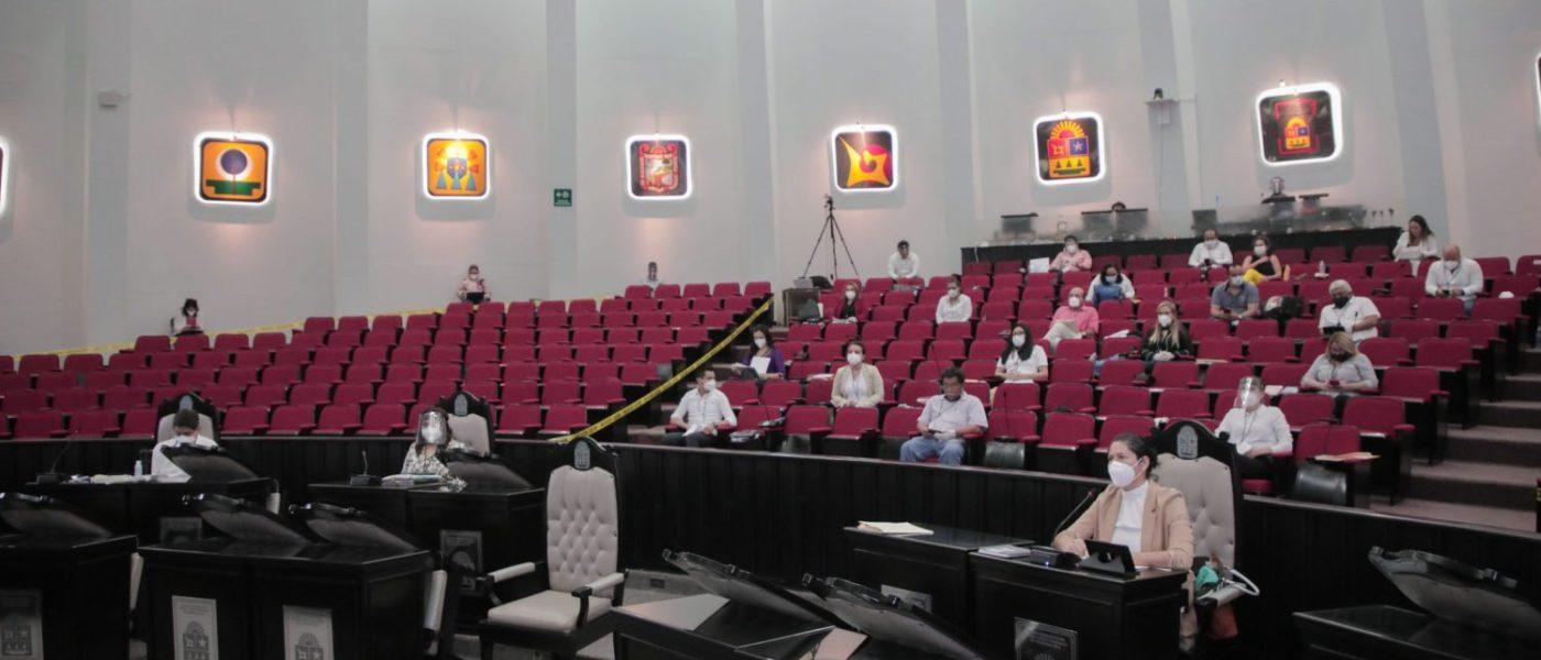 Reanuda Congreso actividades legislativas para atender temas prioritarios