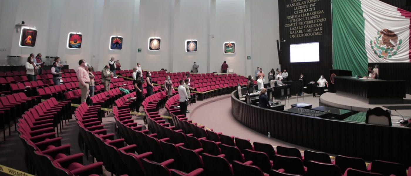 Concluye segundo periodo ordinario de sesiones de la XVI Legislatura