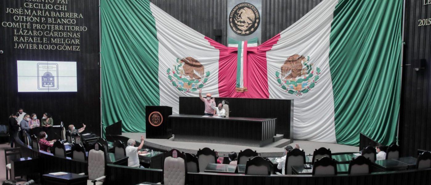 Convoca Congreso a Segundo periodo extraordinario de sesiones