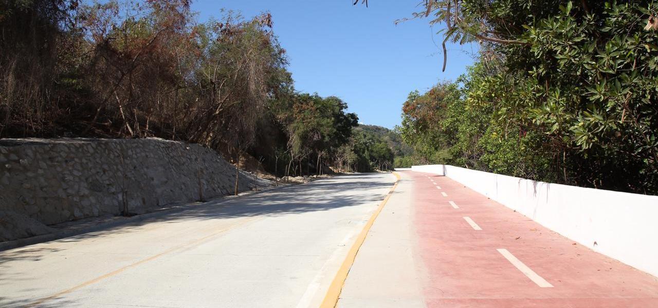 Ofrece Acapulco un nuevo corredor ecoturístico con ciclopista