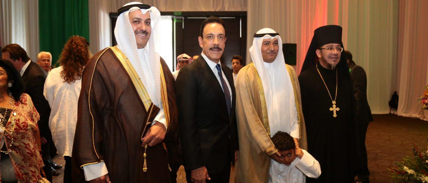 Reconocen países árabes potencial de Hidalgo: Fayad