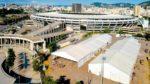 Estadio Maracaná se transforma en hospital para pacientes de COVID-19