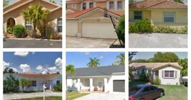 FGR investiga 49 casas vendidas en Miami por prestanombres de Duarte