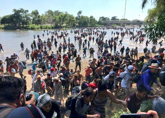 Guardia Nacional respetó derechos humanos de migrantes: AMLO