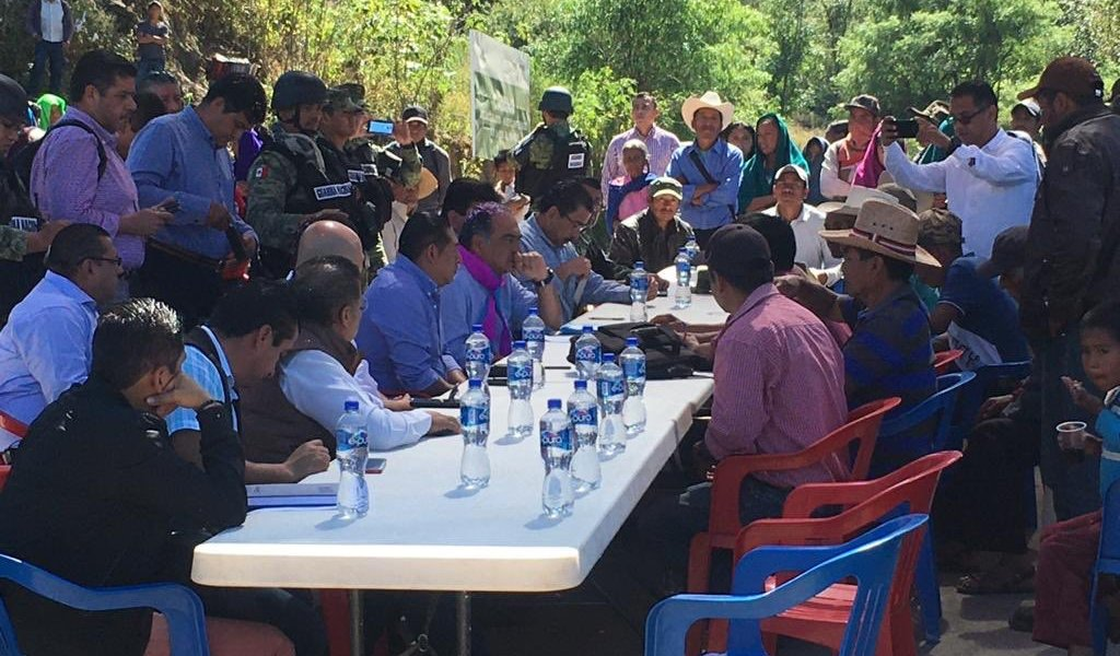 Guardia Nacional necesaria en Chilapa, piden pobladores a Astudillo