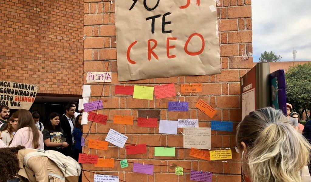 Incluyen a Quadri en tendedero de denuncias de acoso en la Ibero