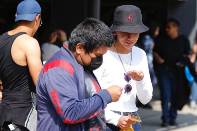 Vive Latino toma temperatura a los asistentes ante pandemia de coronavirus
