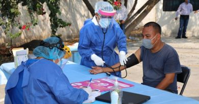 Toma Silvano control de Lázaro Cárdenas, 'epicentro' en Michoacán del coronavirus