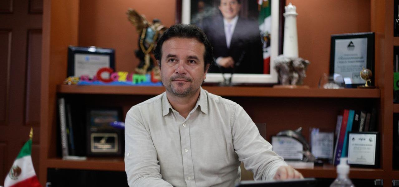 Mantiene Gobierno de Pedro Joaquín mano firme en la aplicación de medidas sanitarias y restrictivas de movilidad en Cozumel ante la pandemia de Covid-19