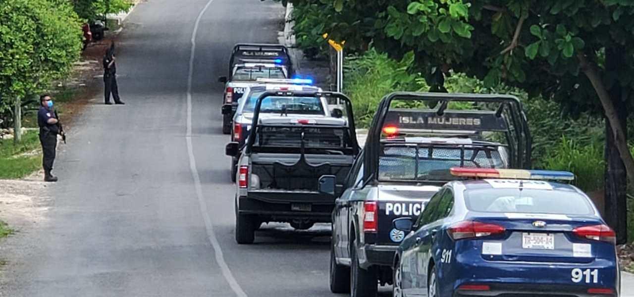 ATIENDE POLICÍA MUNICIPAL DE ISLA MUJERES REPORTE CIUDADANO