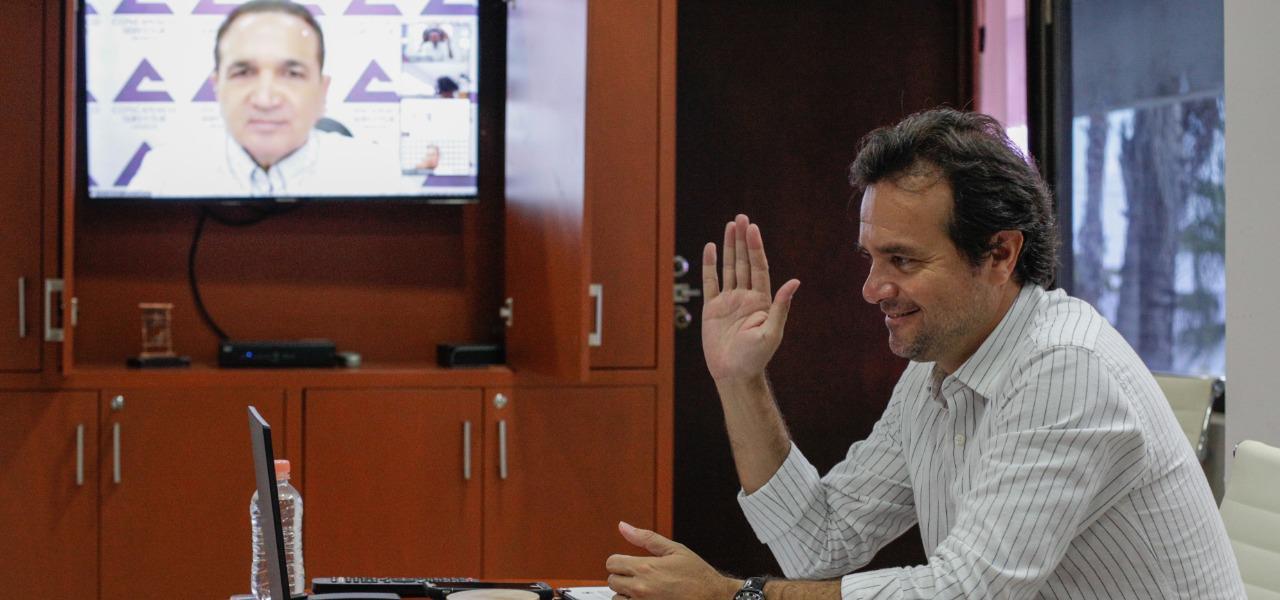 En conjunto con la Concanaco-Servytur, busca Pedro Joaquín impulsar acciones para fortalecer la industria turística de Cozumel