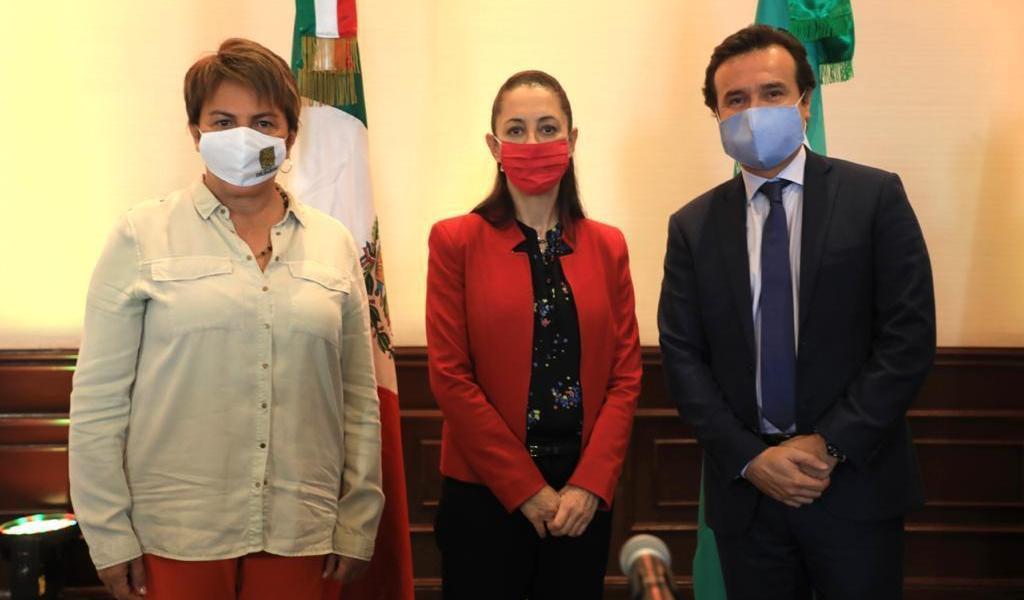 Refrenda Pedro Joaquín su compromiso de sumar esfuerzos a favor del desarrollo de los municipios de México