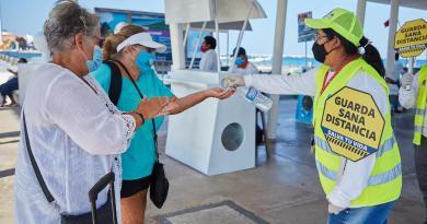 Llama Pedro Joaquín a la gente de Cozumel a seguir las medidas sanitarias contra el Covid-19, para continuar con una reactivación económica y turística segura