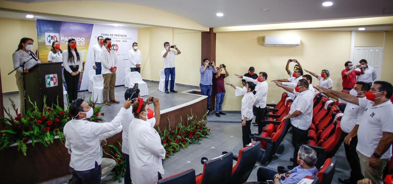 Llama Pedro Joaquín a los diferentes organismos políticos a trabajar en beneficio de la comunidad