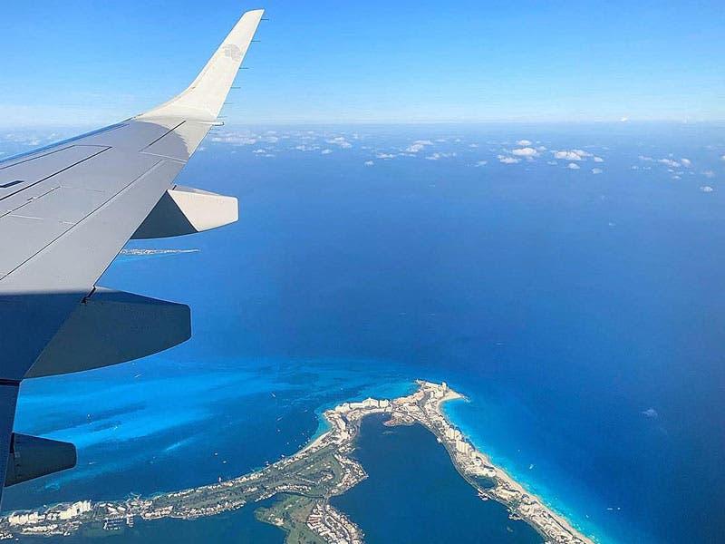 ¿Cómo llegar del Aeropuerto de Cancún a la Zona Hotelera?