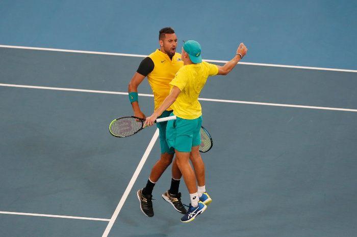 Rusia elimina a Argentina y pasa a semifinales de la ATP Cup
