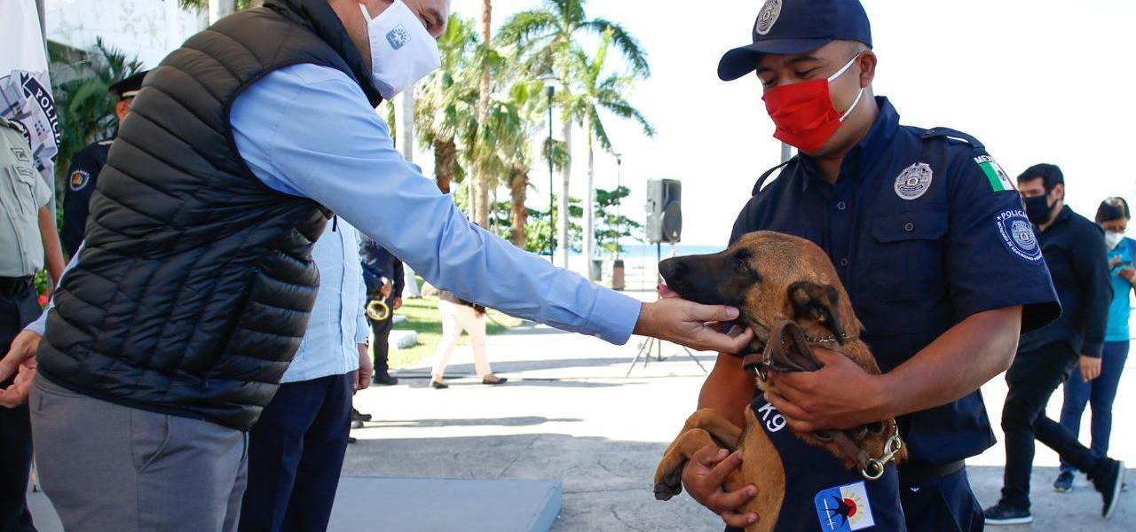 Por tercer año consecutivo, Cozumel se consolida como el municipio más seguro de Quintana Roo: Pedro Joaquín