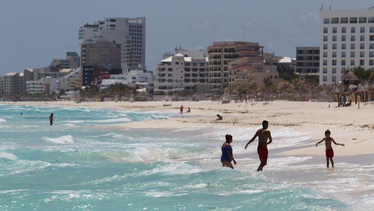 La zona norte de Quintana Roo pasará a semáforo amarillo el lunes 7 de septiembre