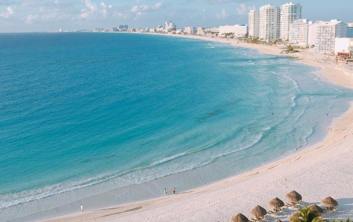 Cancún: Playas Limpias de Sargazo hoy 29 de junio de 2020