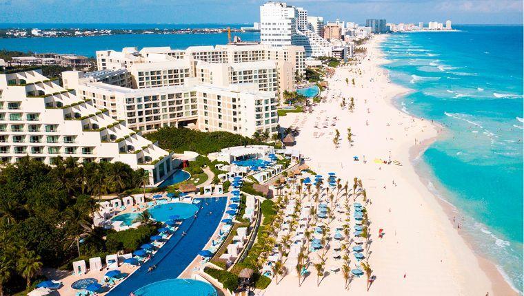 Aterrizan en Cancún inversiones en hoteles y plazas