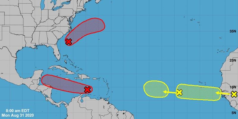 Entérate del pronóstico para las Quintana Roo