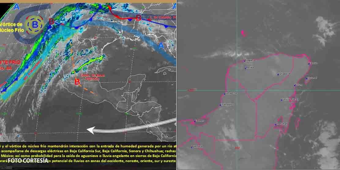El clima en Chetumal y en Quintana Roo