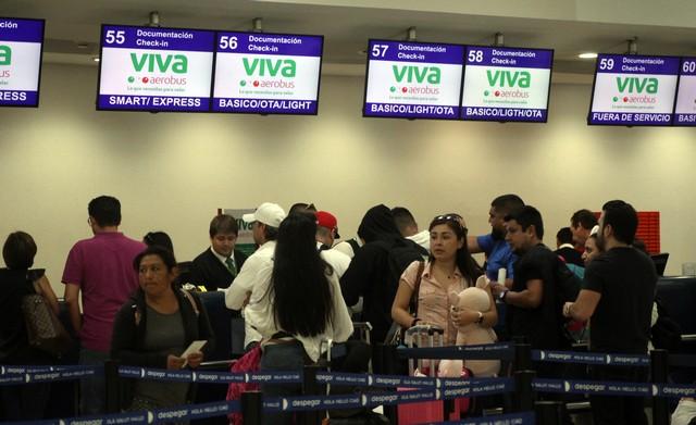 Normal actividad aeroportuaria