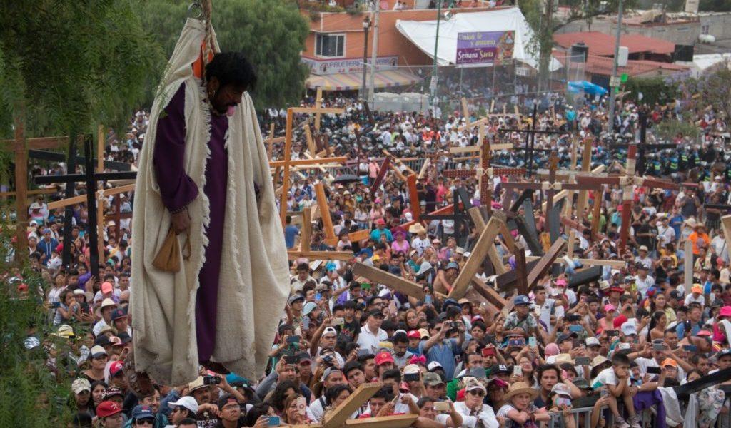 Así repondrán festejos de Semana Santa en Iztapalapa por COVID-19