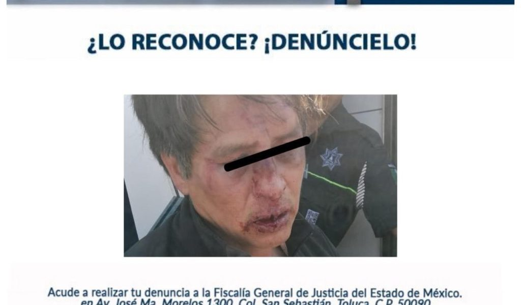 Pobladores golpean a presunto robachicos en Toluca
