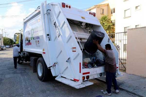 Cancún no aumentó tarifa de basura: Mara