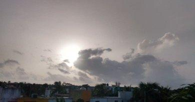 Espera a Quintana Roo jornada de chubascos, pronostica el SMN