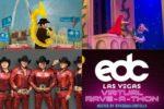 Los mejores conciertos, obras y acrobacias desde casa este fin de semana