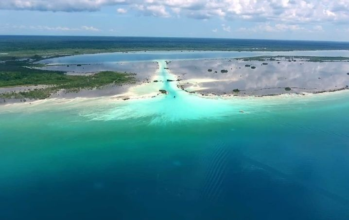 Permite COVDI-19 recuperación de Laguna de Bacalar