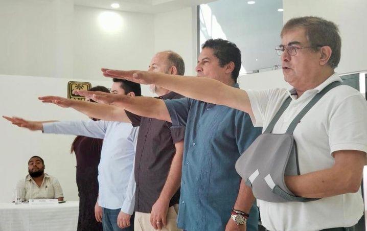 Integran al CCERM a comisión vs sargazo en Playa del Carmen