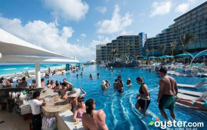 Supera Cancún ocupación hotelera