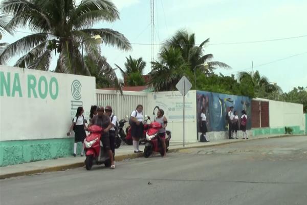 CONTINÚA EL IMPULSO DEL MUNICIPIO DE ISLA MUJERES PARA CREAR LÍDERES JUVENILES