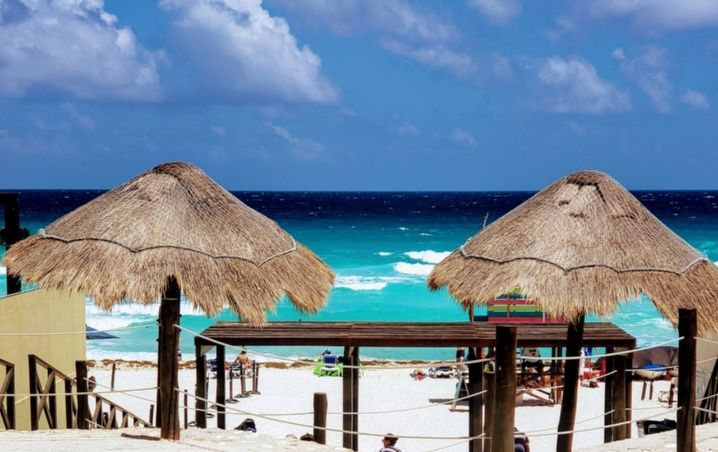 Cancún: Playas Limpias de Sargazo hoy 20 de mayo de 2020