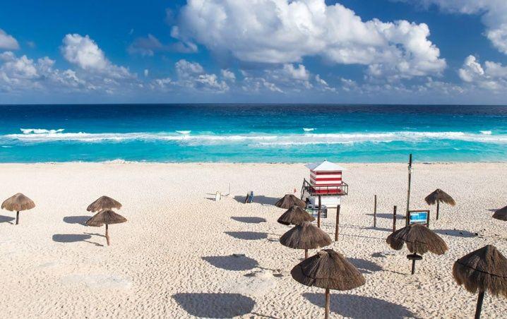 Cancún: Playas Limpias de Sargazo hoy 25 de mayo de 2020