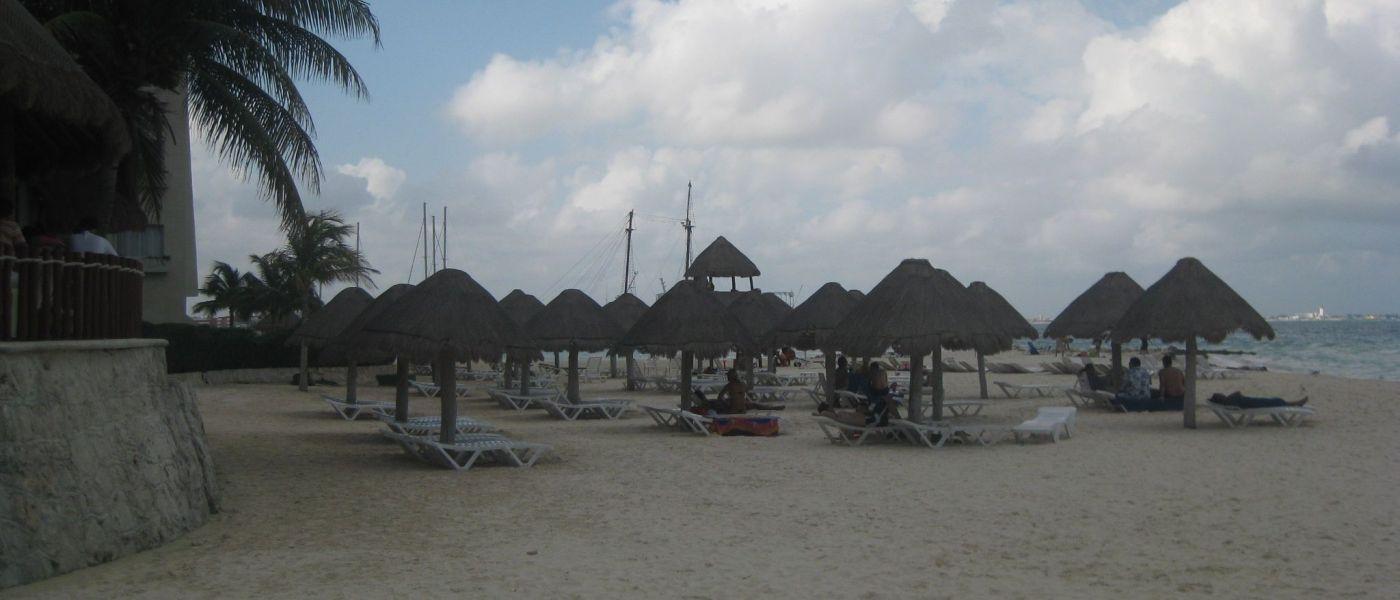 Playas limpias de sargazo hoy 24 de febrero de 2020